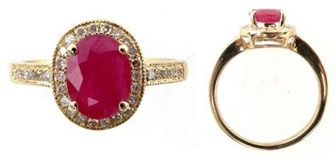 non traditional engagement rings what the ruby symbolizes