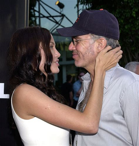 Angelinas Confesses His by Billy Bob Thornton Made An Emotional Confession About His