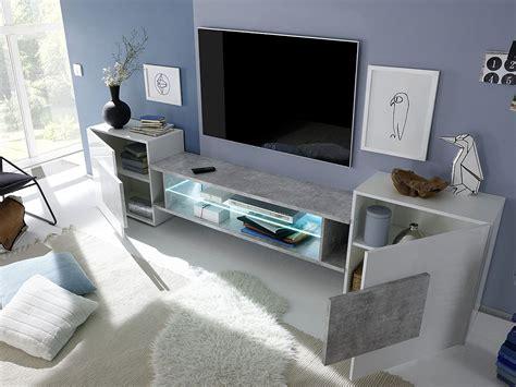 Mobile Tv Salotto by Mobile Tv Salotto Build Laccato Melaminico Tft Home