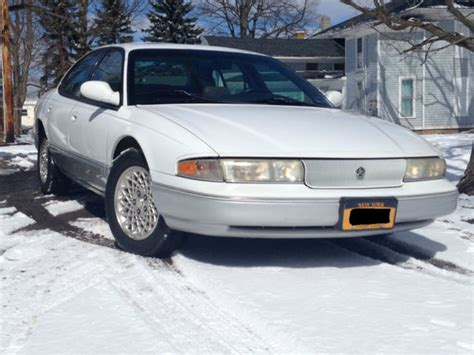 1994 chrysler lhs for sale 1994 chrysler lhs sedan white 3 5 v6 lower