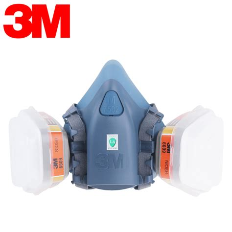 3m Half Facepiece Reusable Respirator 750337083 Large 3m 7502 6009 half facepiece reusable respirator mask protection mask against mercury vapor