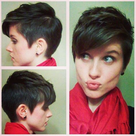 edgy hairstyles for 30 and over 47 best images about pixie cuts on pinterest short pixie