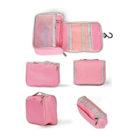 Alat Gantung Tas Tambahan Luggage Bag Holder Clip Hpe006 travel toiletries bag kadokeren