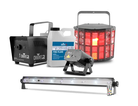 Rjm1148 Jam Multi Layer chauvet dj offers 4 in 1 lightshow package with jam pack gold