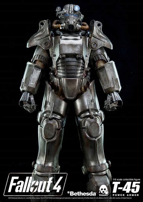 fallout 4 armor threezero fallout 4 t 45 power armor update the toyark news