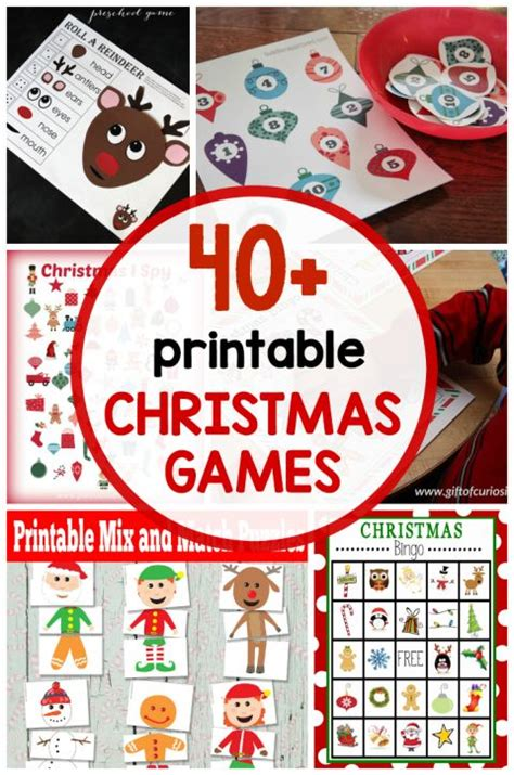 free printable christmas games to play 522 best christmas games to play images on pinterest