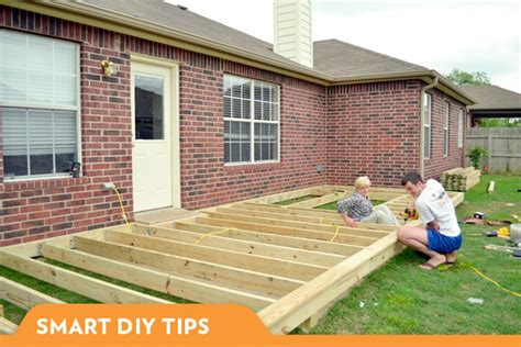 building a backyard deck woodwork shelves deck build diy how to wood carving