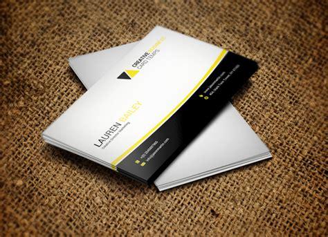 business card template psd behance 20 free black business card psd simple on behance