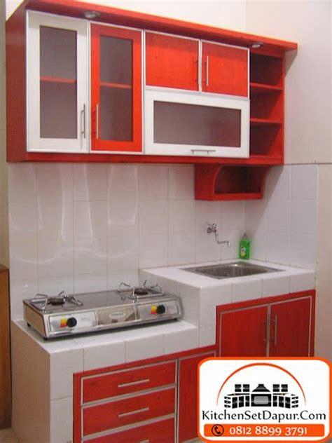 kitchen set bogor kitchen set minimalis  bogor harga