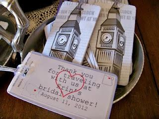 97 best images about luggage tag wedding favors on