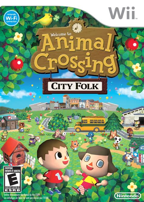 painting for wii animal crossing city folk wii ign