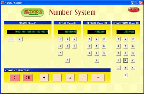 converter number system my downloads convert decimal to int c