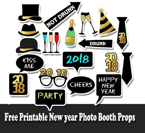 926 best new years printables crafts images on