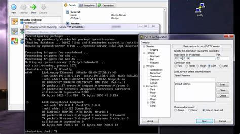 setup ubuntu server ssh tutorial install ssh openssh server in ubuntu server