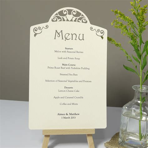 wedding menu card template uk wedding menu card 8 wedding menu cards sparkly lights