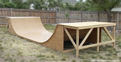 backyard halfpipe for sale build your own skate r