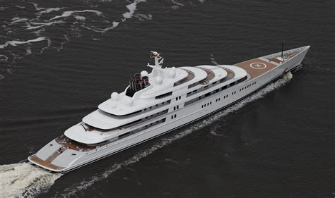 largest boat builder in the world the largest mega yacht takes to the ocean azzam world