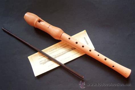 imagenes de flautas mayas flauta dulce soprano de madera alemana marca comprar