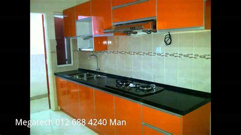 Kitchen Design Philippines kabinet dapur megatech youtube