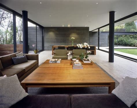 L Shaped House Floor Plans in Mexico City
