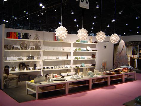 gift and home decor trade shows exhibition stands in new york