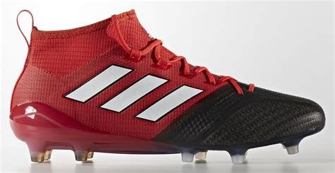 black red  gen adidas ace  boots revealed
