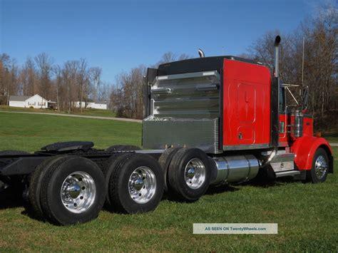 2006 kenworth truck 2006 kenworth w900