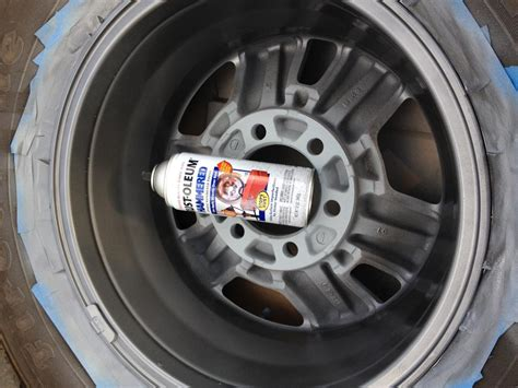 spray paint rims how to remove spray paint from rims the wheels and the