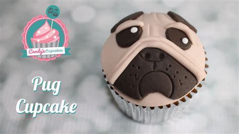how to make pug cupcakes how to make a pug cupcake cupcake tutorial