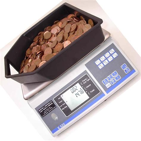 aa coin display coin scales