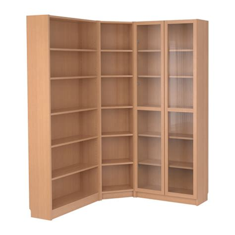 Billy Bookcase Corner with Home Furniture Modern And Contemporary Furniture