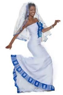 Kente wedding dress brocade wedding gown ethnic bridal gown african