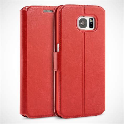 faux pu leather flip cover for samsung galaxy phone models ebay