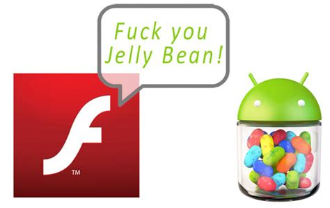 flash for android adobe to drop support for flash on android 4 1 stops new install from play on august