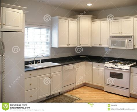 upscale kitchen appliances upscale kitchen horizontal royalty free stock image