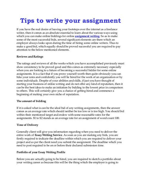up letter assignment how create freelance at will studios time how to