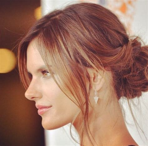 celebrity hairstyles buns 249 best hair images on pinterest gorgeous hair hair