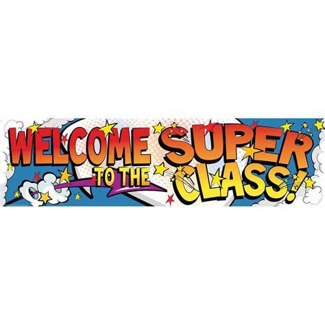 classroom banner template class classroom banners eureka school