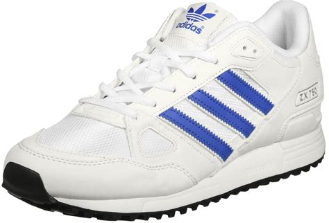 Adidas Zx 750 Blue White adidas zx 750 shoes white blue