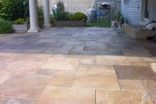 backyard floor patio addition