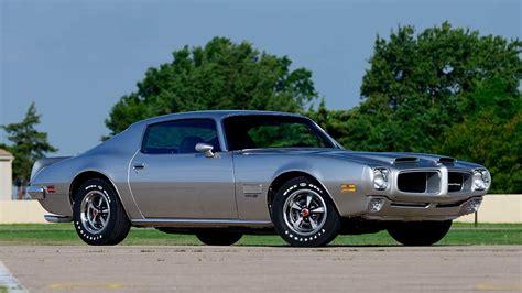 Pontiac Firebird Years pontiac firebird 50 years dean s garage