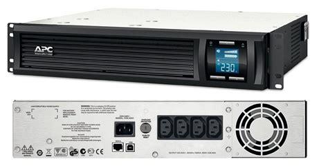 Ups Apc Smc1000i2u Smc1000i 2u Diskon apc smart ups c 1500va 2u lcd 230v data centre shop