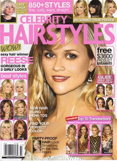 hairstyle magazine photo galleries hairstyles magazine globezhair