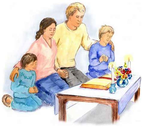 imagenes de la familia orando familia vamos a orar juntos