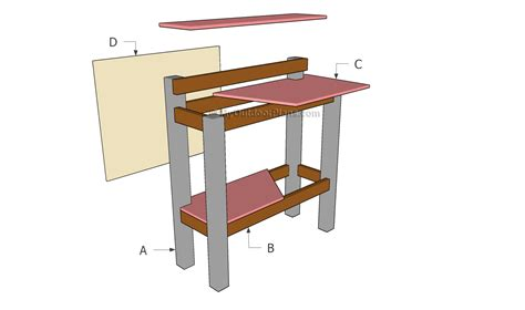 shooting bench plans pdf diy plans shooting bench plans nra pdf download simple