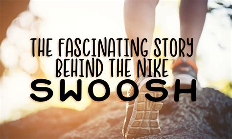 Swoosh Story Of Nike And The Who Played There J B Strasser the fascinating story the nike swoosh the font bundles
