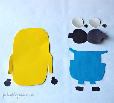minion crafts for best 25 minion craft ideas on diy minion