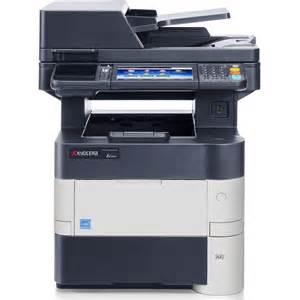 Kyocera ecosys m3550idn a4 mono multifunction laser printer