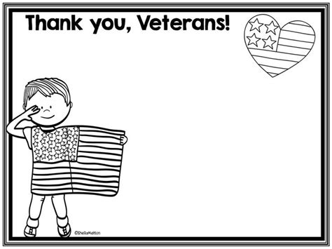 veterans day thank you card templates de 525231 b 228 sta educational finds and teaching treasures