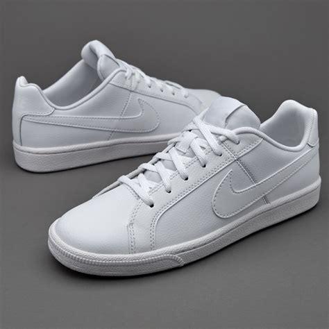 nike court royale white boys shoes